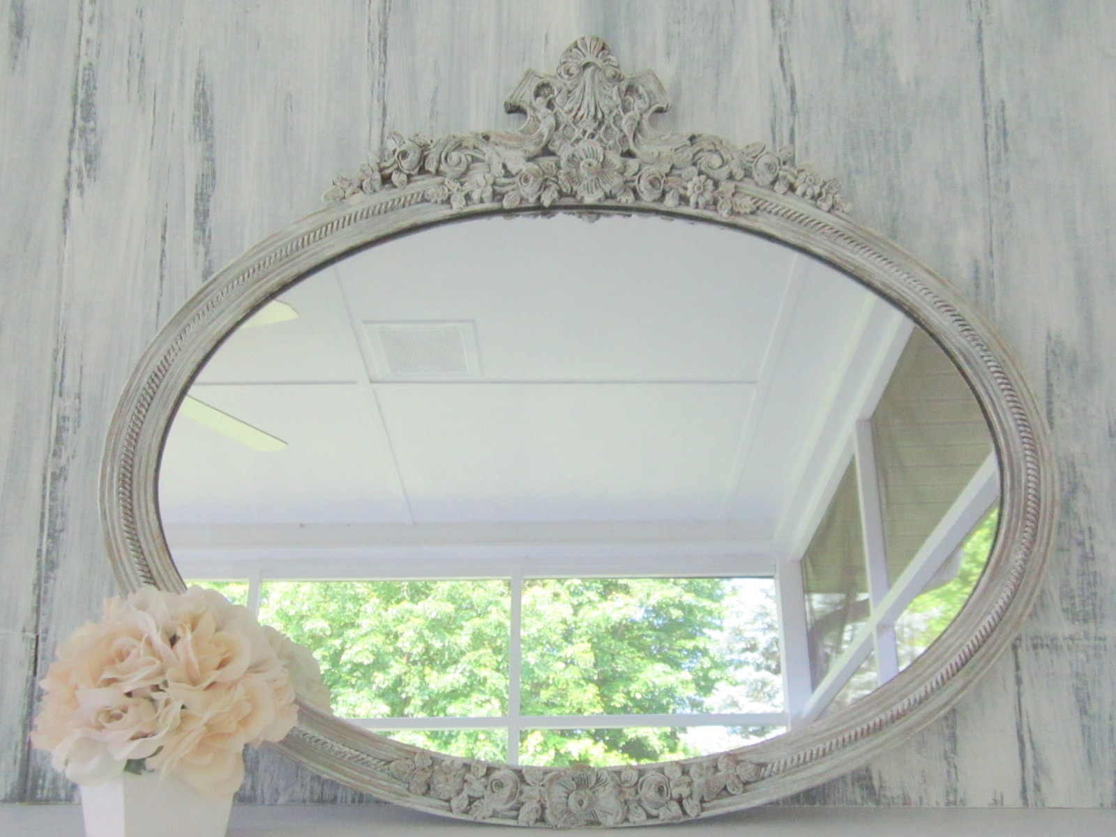 Revived Vintage Chalkboards Antique Mirrors For Salemany In Old Mirrors For Sale (View 4 of 15)