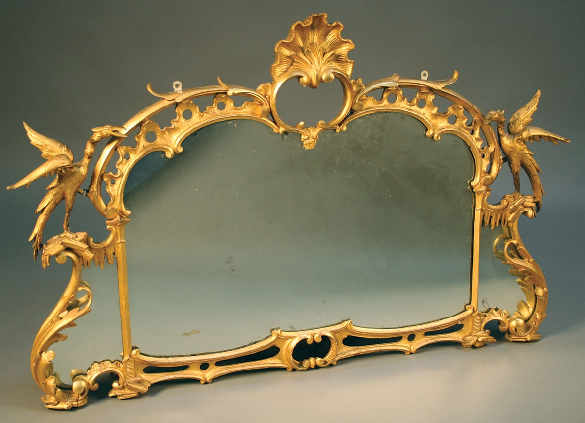 Rococo A Genre Pittoresque Tooveys Blog Throughout Rococo Wall Mirror (Image 11 of 15)