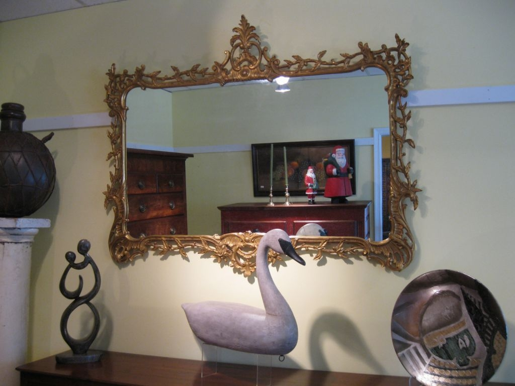 Rococo Style Wall Mirror Sold Throughout Rococo Wall Mirror (Image 12 of 15)