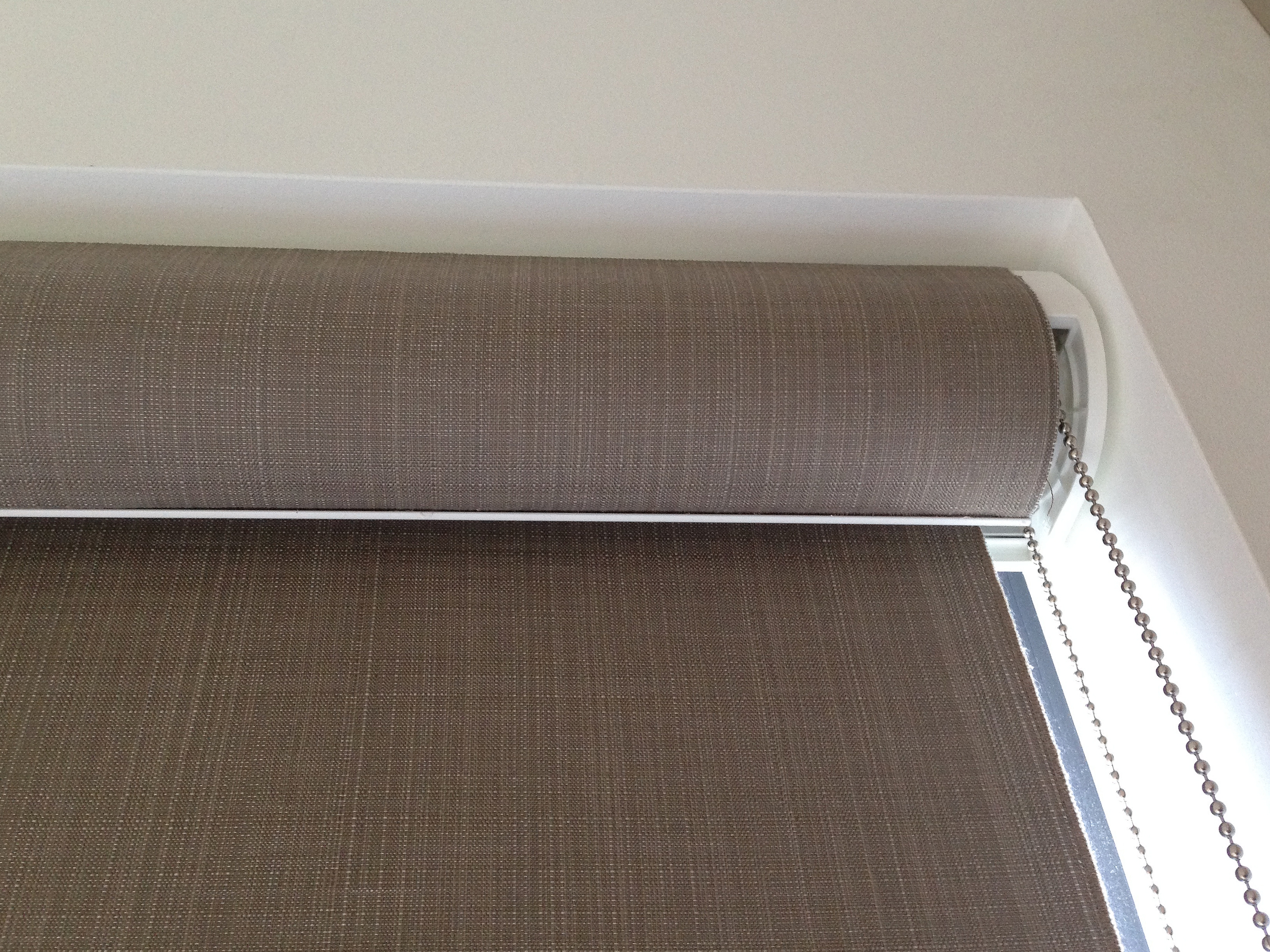 Roller Blinds All Roman Blinds Sunscreen Roller Blinds Category In Roller Fabric Blinds (Image 12 of 15)