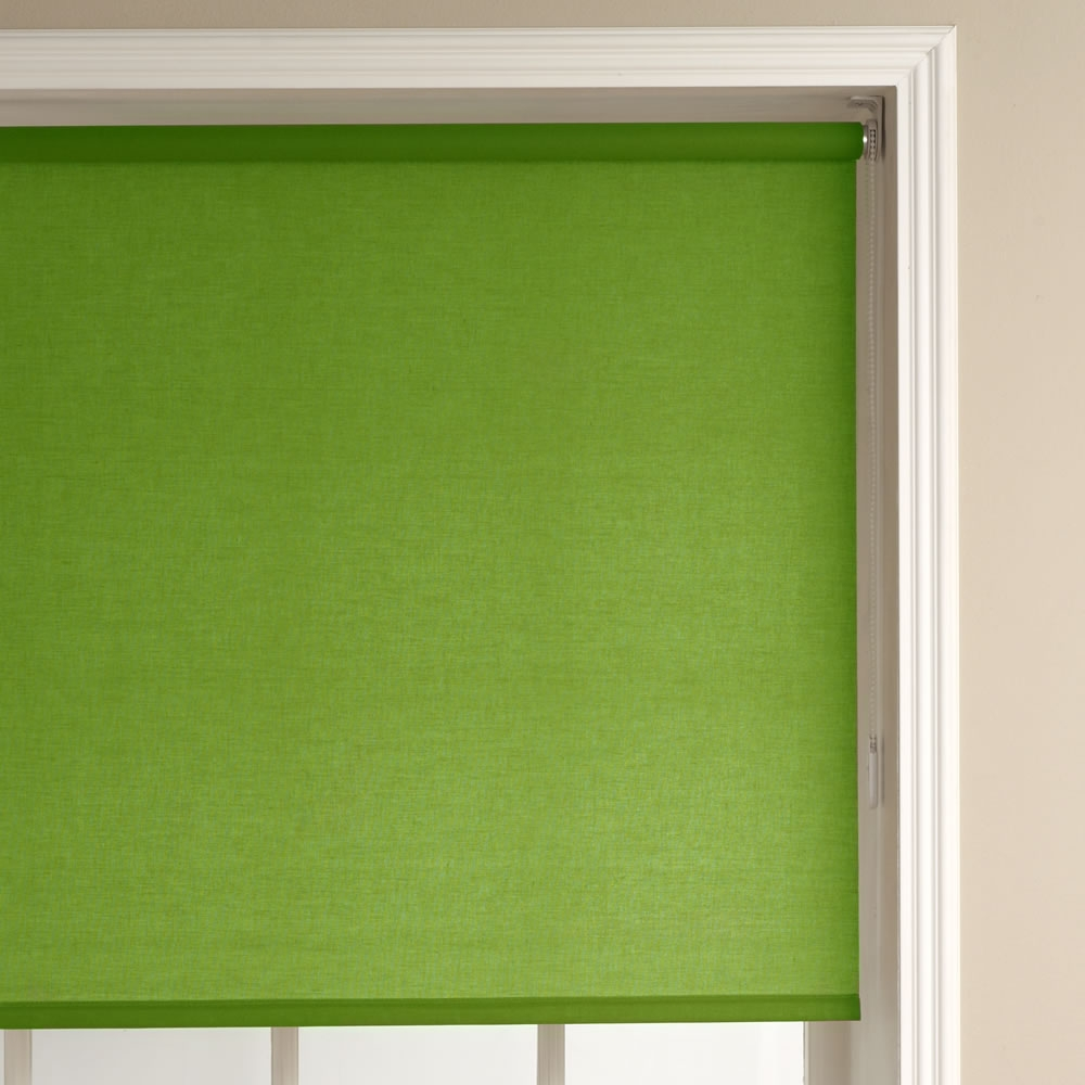 Roller Blinds Alpine Blinds With Green Roller Blinds (Image 8 of 15)