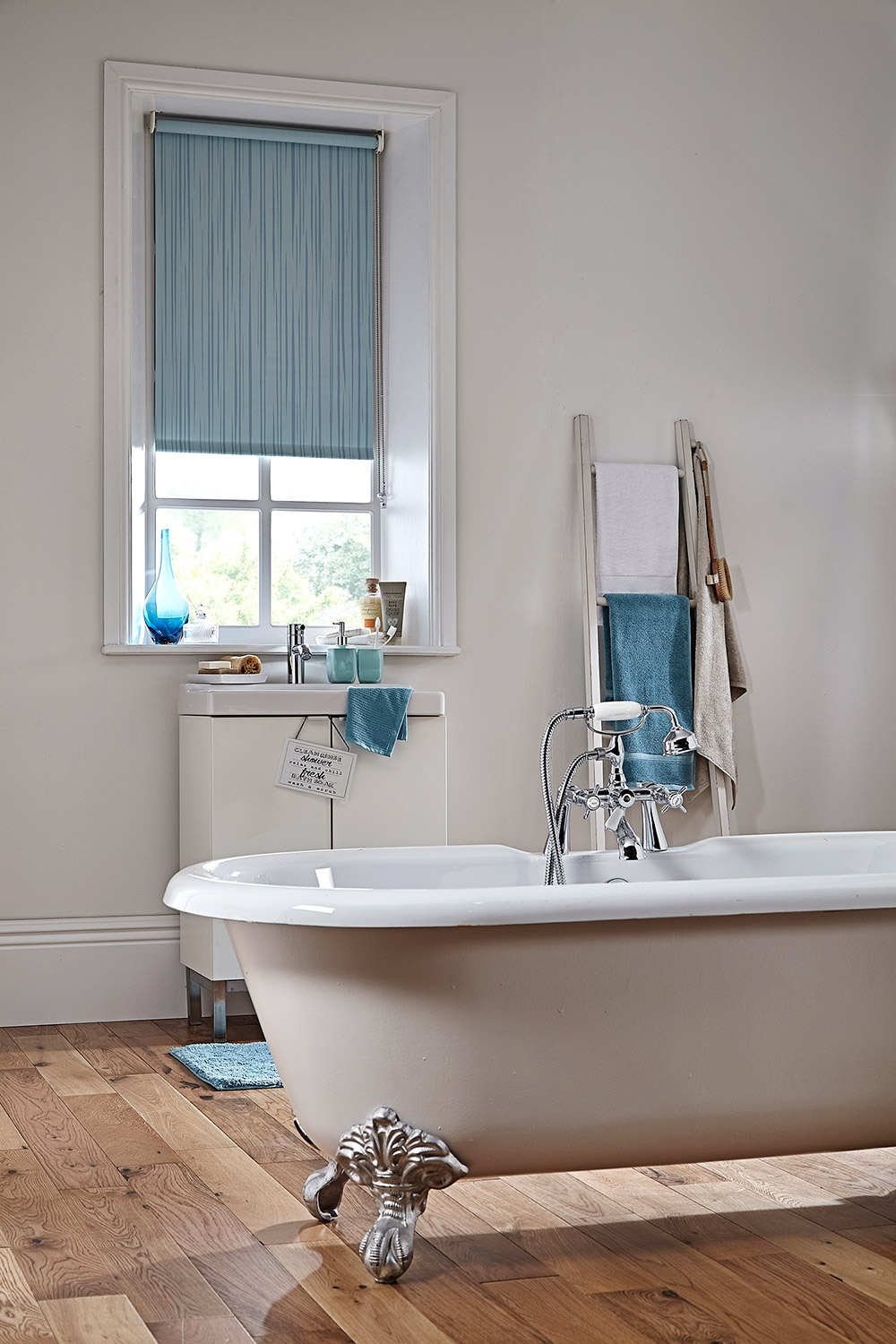 Roller Blinds Apollo Blinds Venetian Vertical Roman Roller With Regard To Bathroom Blinds (Image 11 of 15)