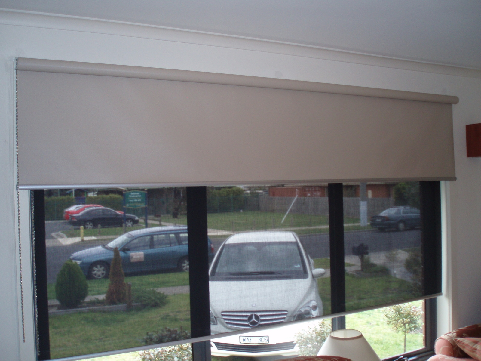 Reverse Roller Blinds Curtain Ideas