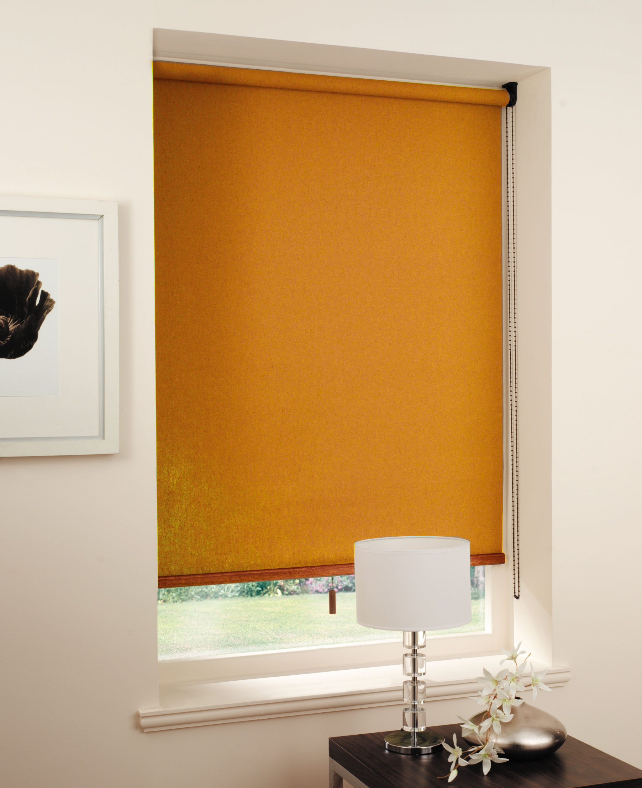 Featured Image of Fabric Roller Blinds