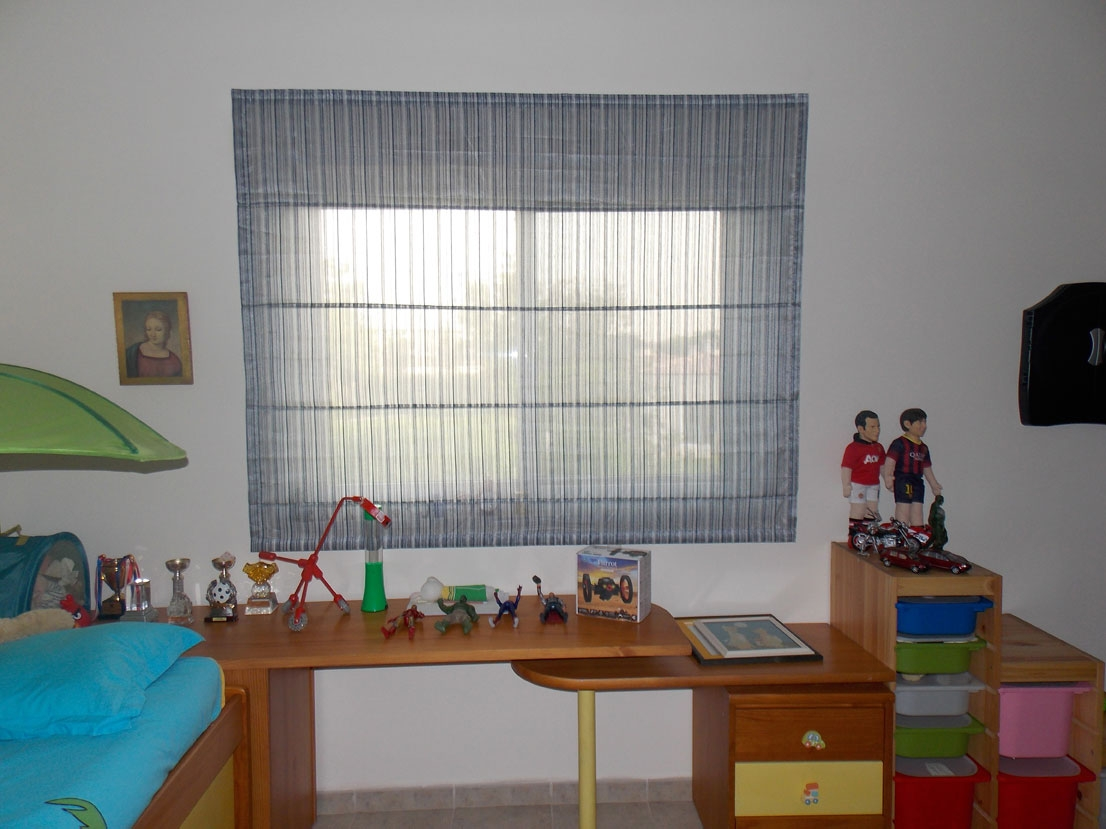 Roman Blinds Dubai World Of Curtains Furniture And Decor With Regard To Kids Roman Blinds (Image 10 of 15)