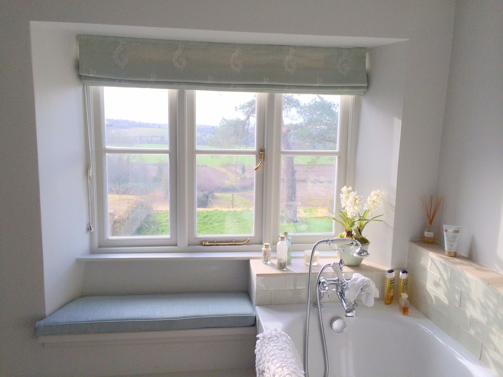 Roman Blinds For Bathrooms Tlzholdings Pertaining To Bathroom Roman Blinds (Image 14 of 15)