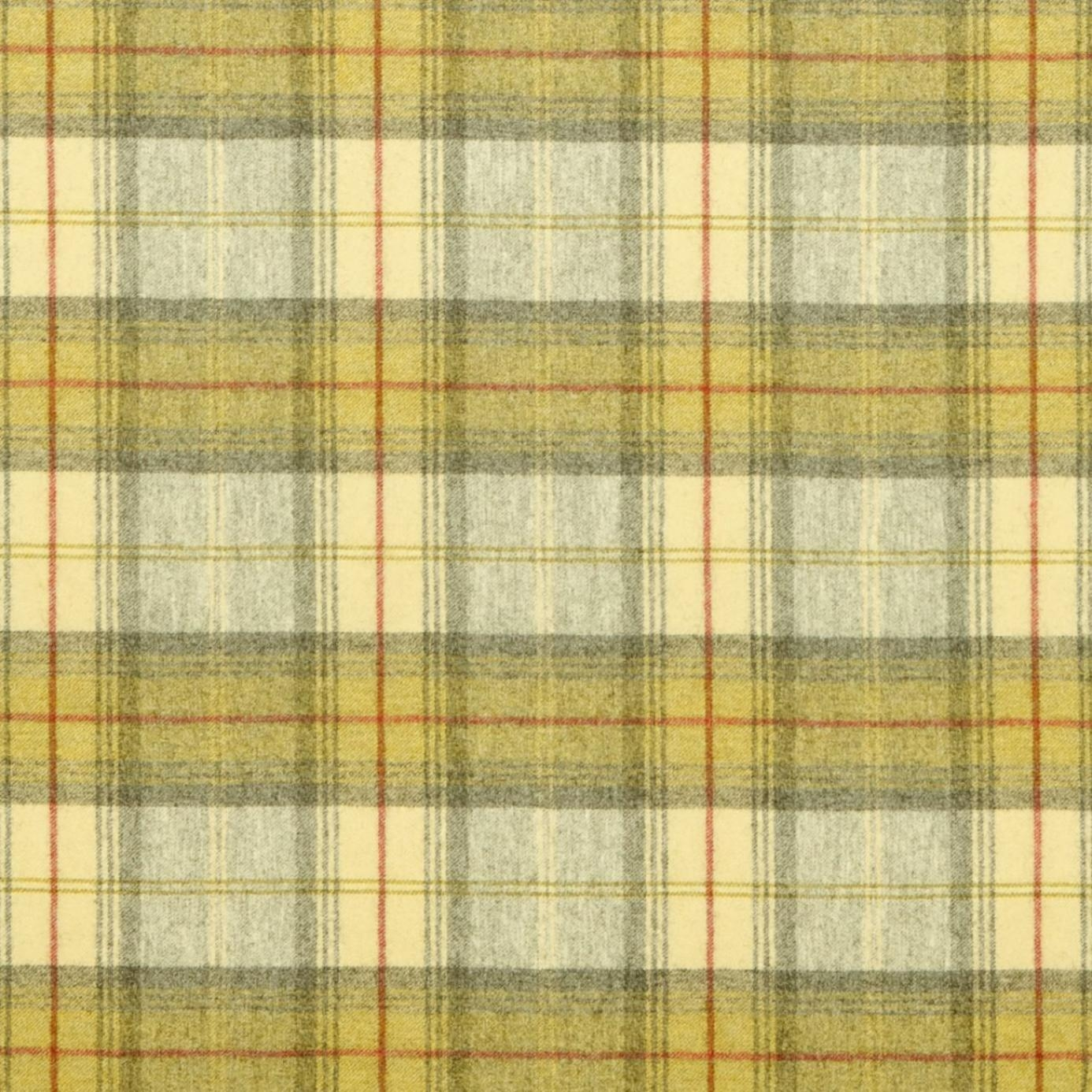 Roman Blinds In Woodford Plaid Fabric Ivorycatkin Dhigwp309 Regarding Plaid Roman Blinds (Image 9 of 15)