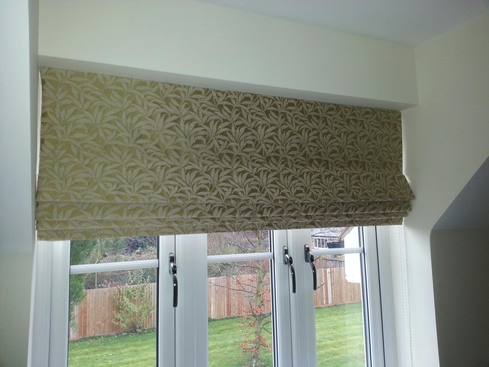 Roman Emperor Blinds Quality Made To Measure Blindsemperor With Regard To Gold Roman Blinds (View 3 of 15)