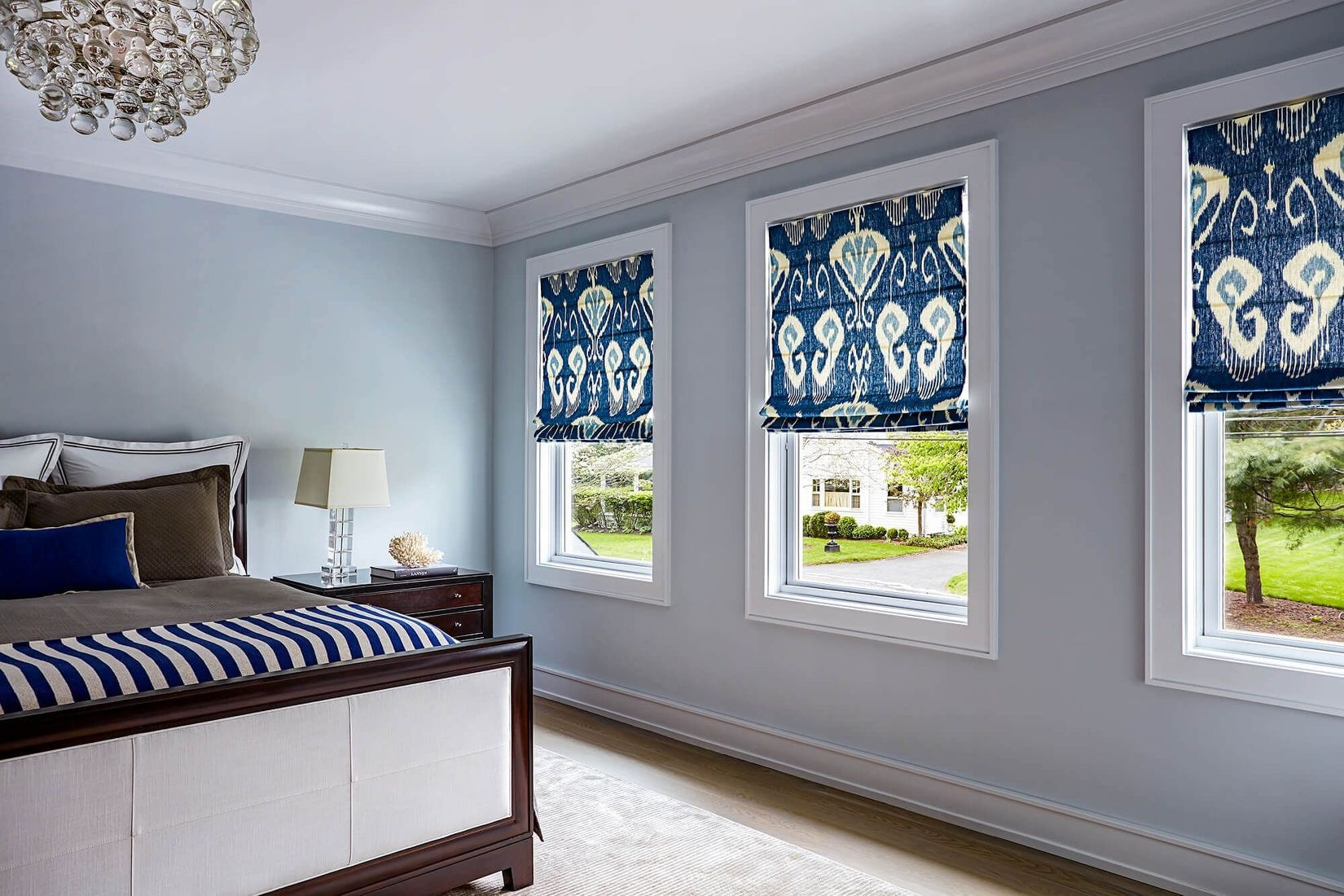 Featured Image of Custom Roman Blinds