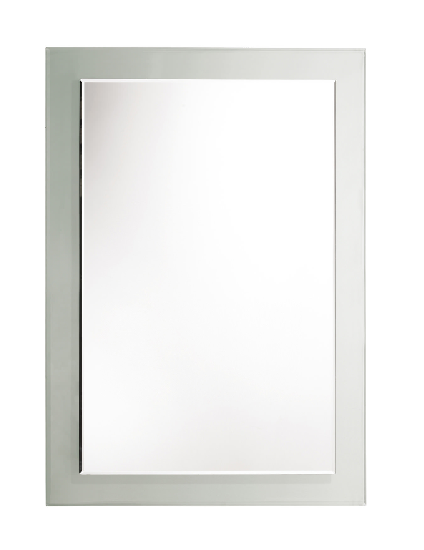 Roper Rhodes Bevelled Level Glass Mirror With Clear Frame Mps401 For Bevelled Glass Mirror (Image 14 of 15)