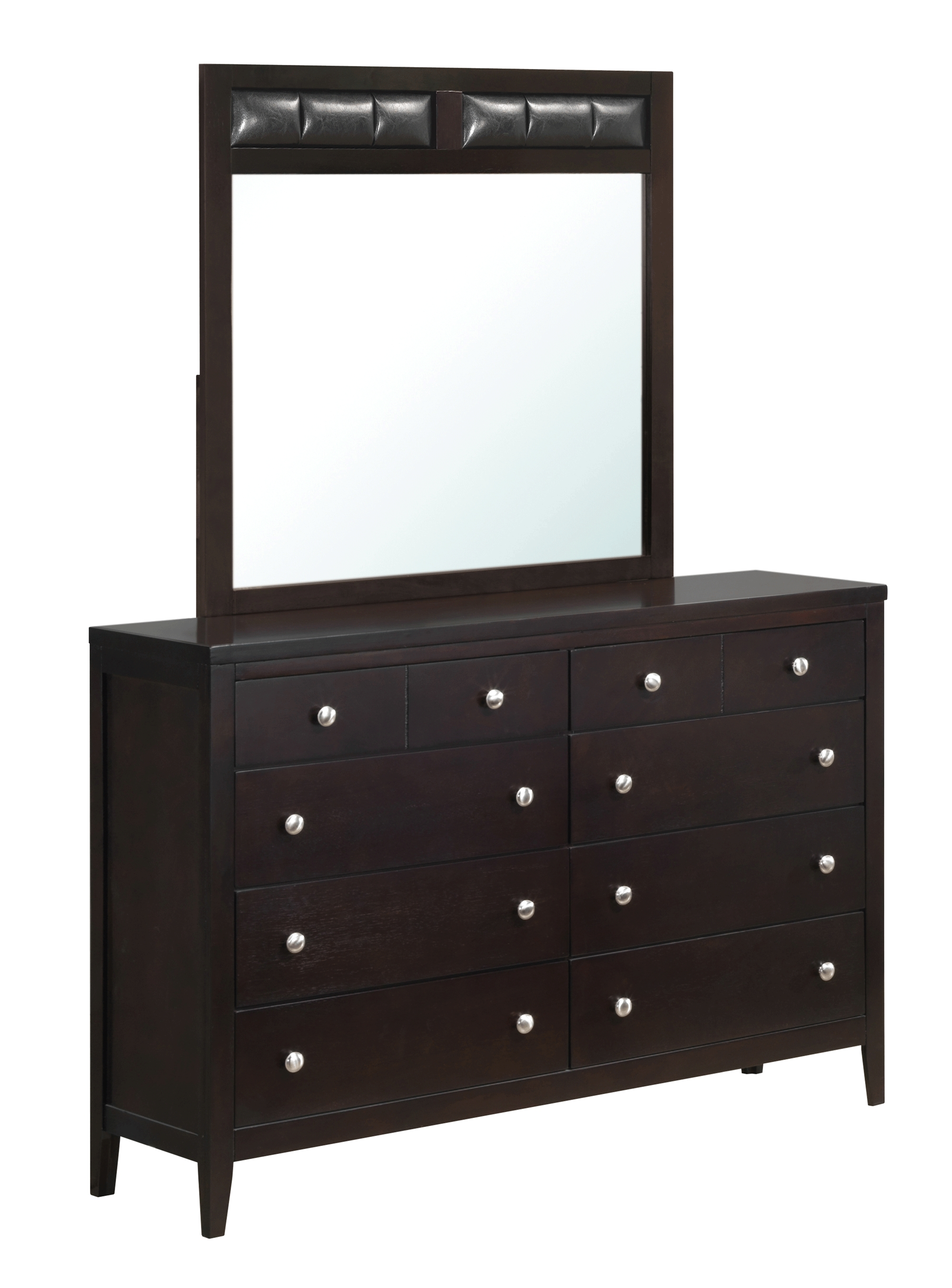 Rosa Antique Black Mirror Global Furniture Inside Antique Black Mirror (Image 12 of 15)