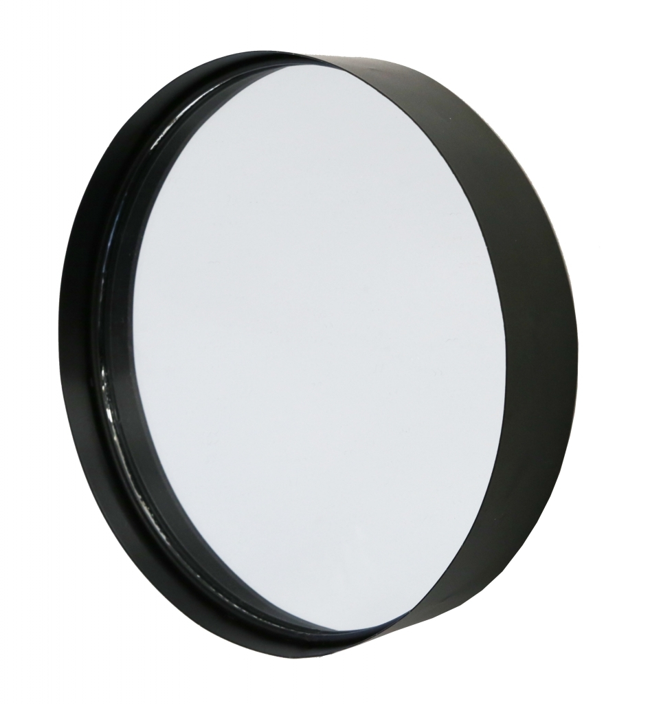 Round Bathroom Mirrors Nz Best Prices 2017 Regarding Black Round Mirror (Image 13 of 15)