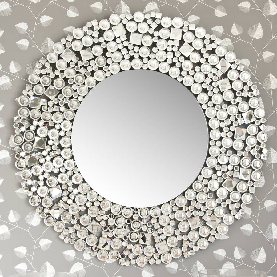 Round Decorative Mirrors Ethicsofbigdata Inside Round Venetian Mirror (Image 7 of 15)