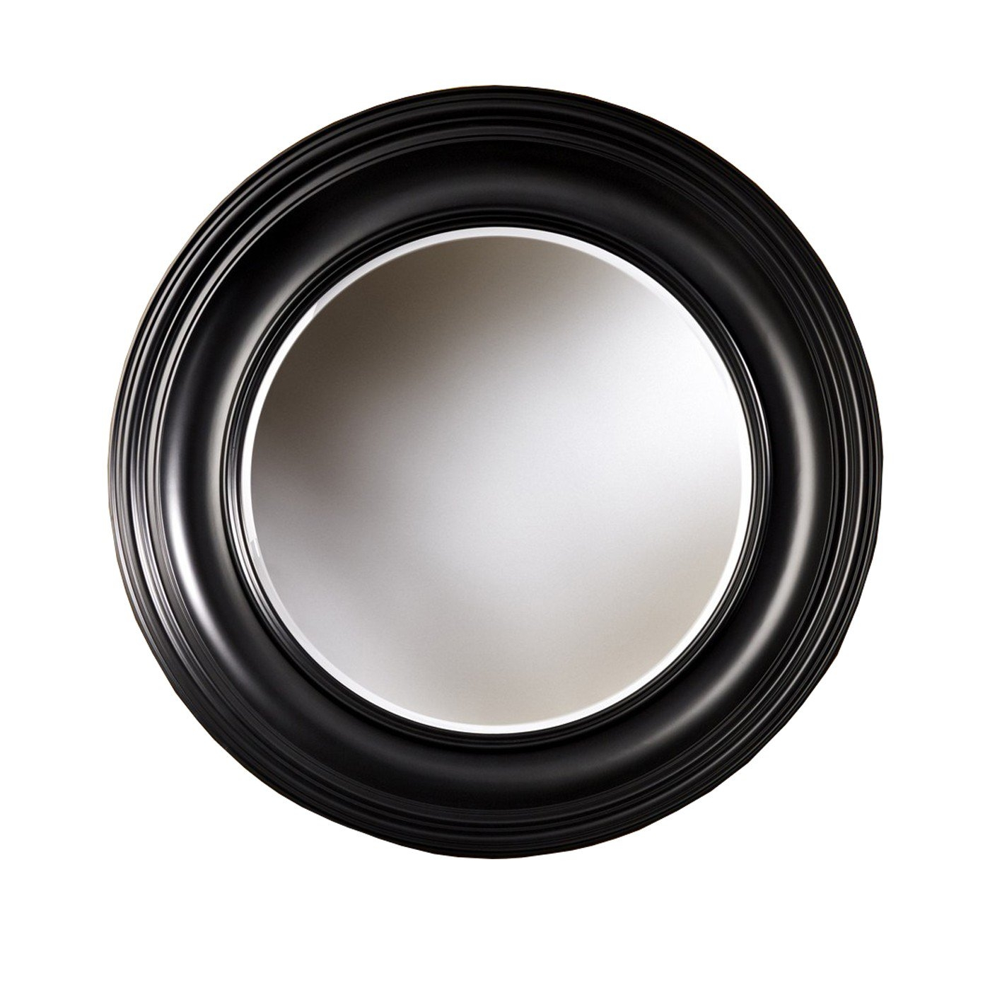 Round Mirrors Modern Round Circle Mirrors Heals Intended For Oval Black Mirror (Image 11 of 15)