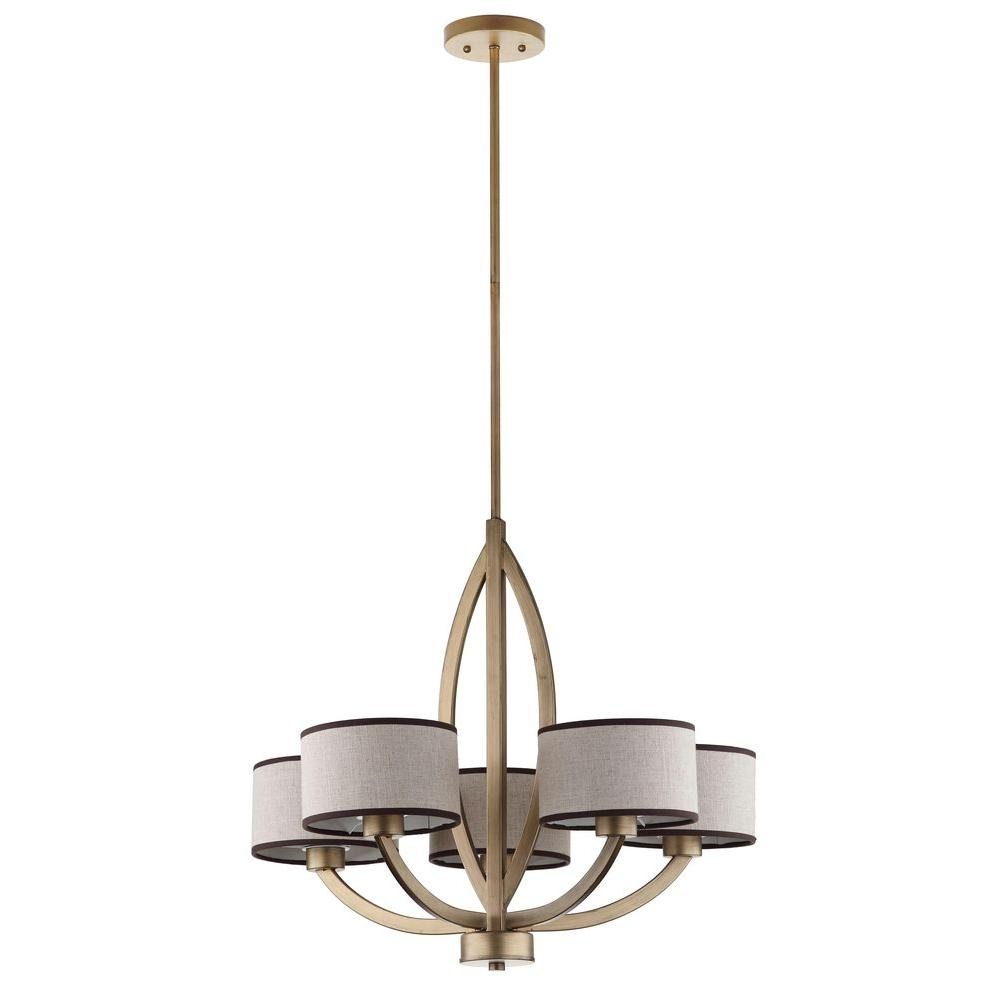 Safavieh Chandeliers Hanging Lights Lighting Ceiling Fans Throughout Cream Gold Chandelier (Image 11 of 15)