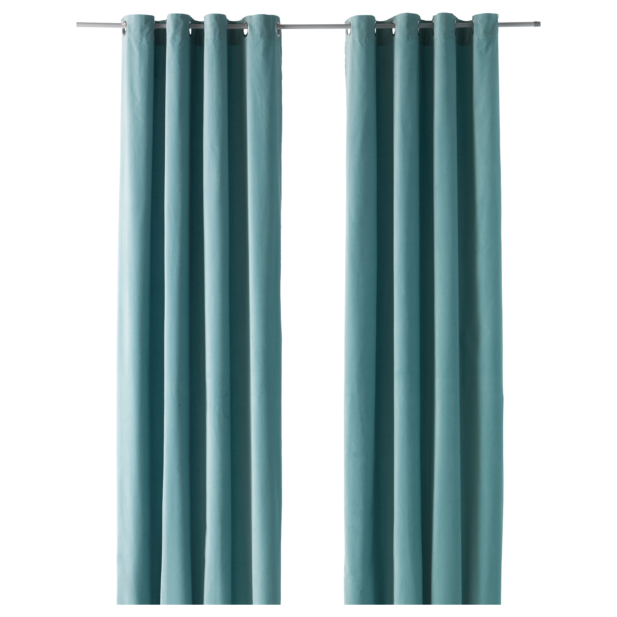 Sanela Curtains 1 Pair 55×98 Ikea Intended For Velveteen Curtains (Image 12 of 15)