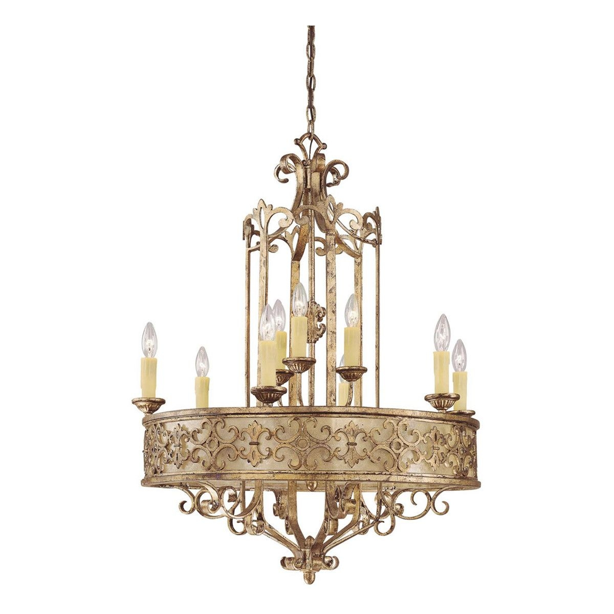 Savonia 9 Light Chandelier Products Pinterest Products With Ornate Chandeliers (Image 14 of 15)