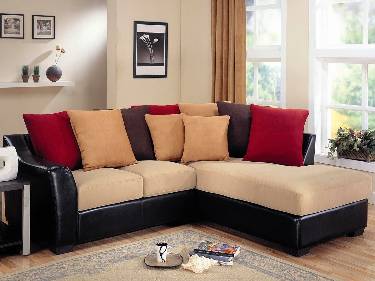 Sectional Sofa Cheap Christianismeceleste Throughout Black Sectional Sofa For Cheap (Image 12 of 15)