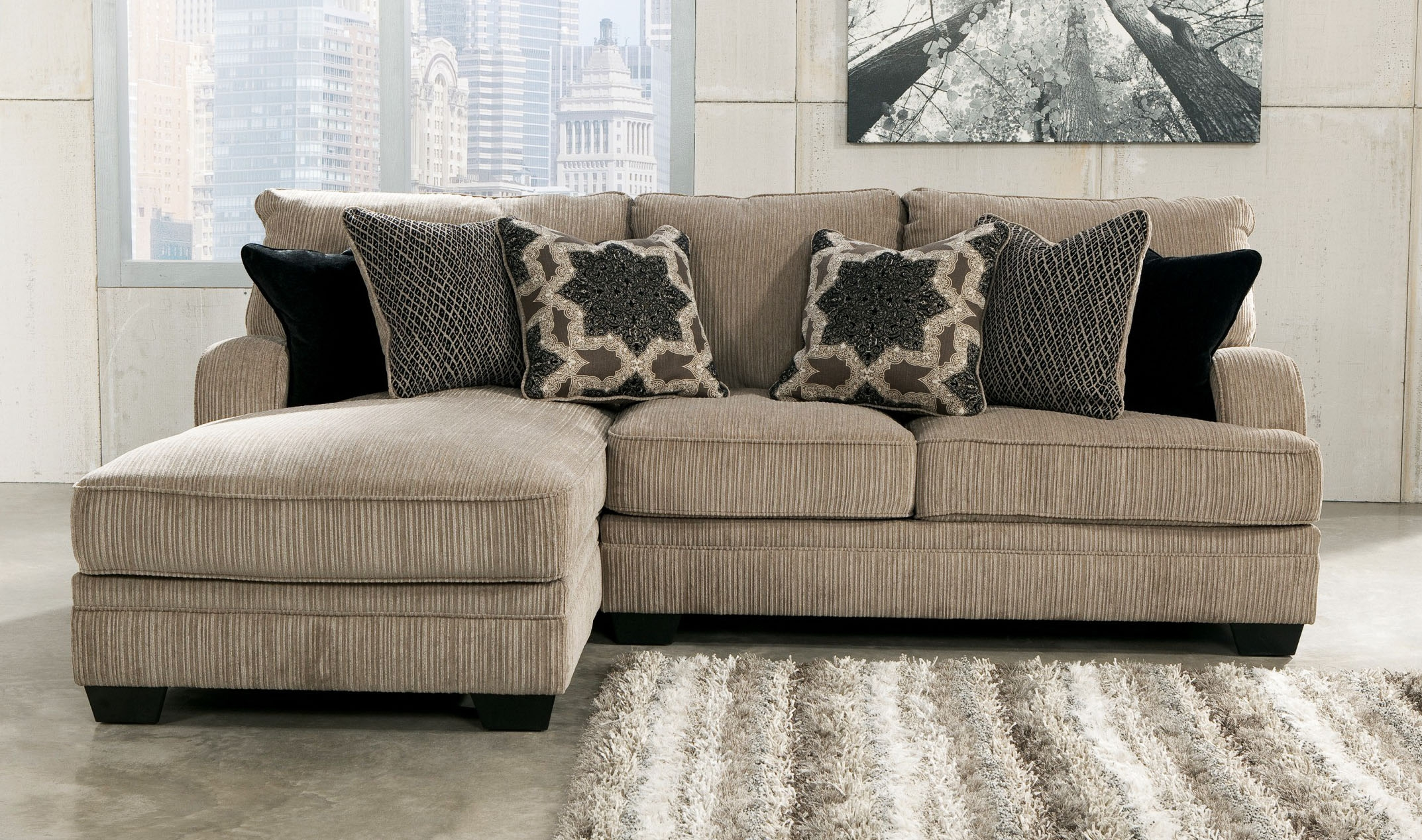 Sectional Sofa For Small Spaces Fascinating Sectional Sofa For In Small Sectional Sofa (Image 8 of 15)