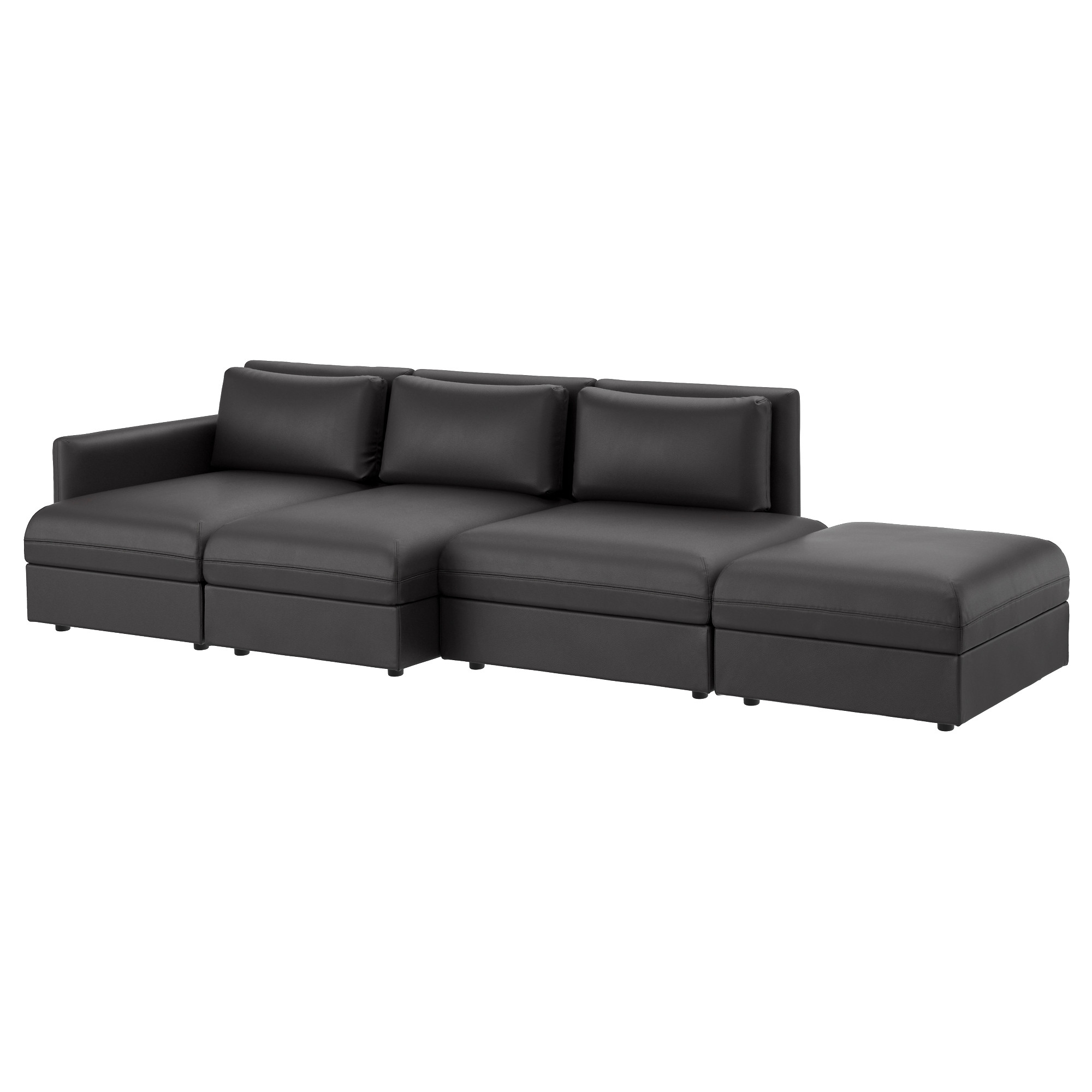 Sectional Sofas Couches Ikea Pertaining To Angled Sofa Sectional (Image 11 of 15)