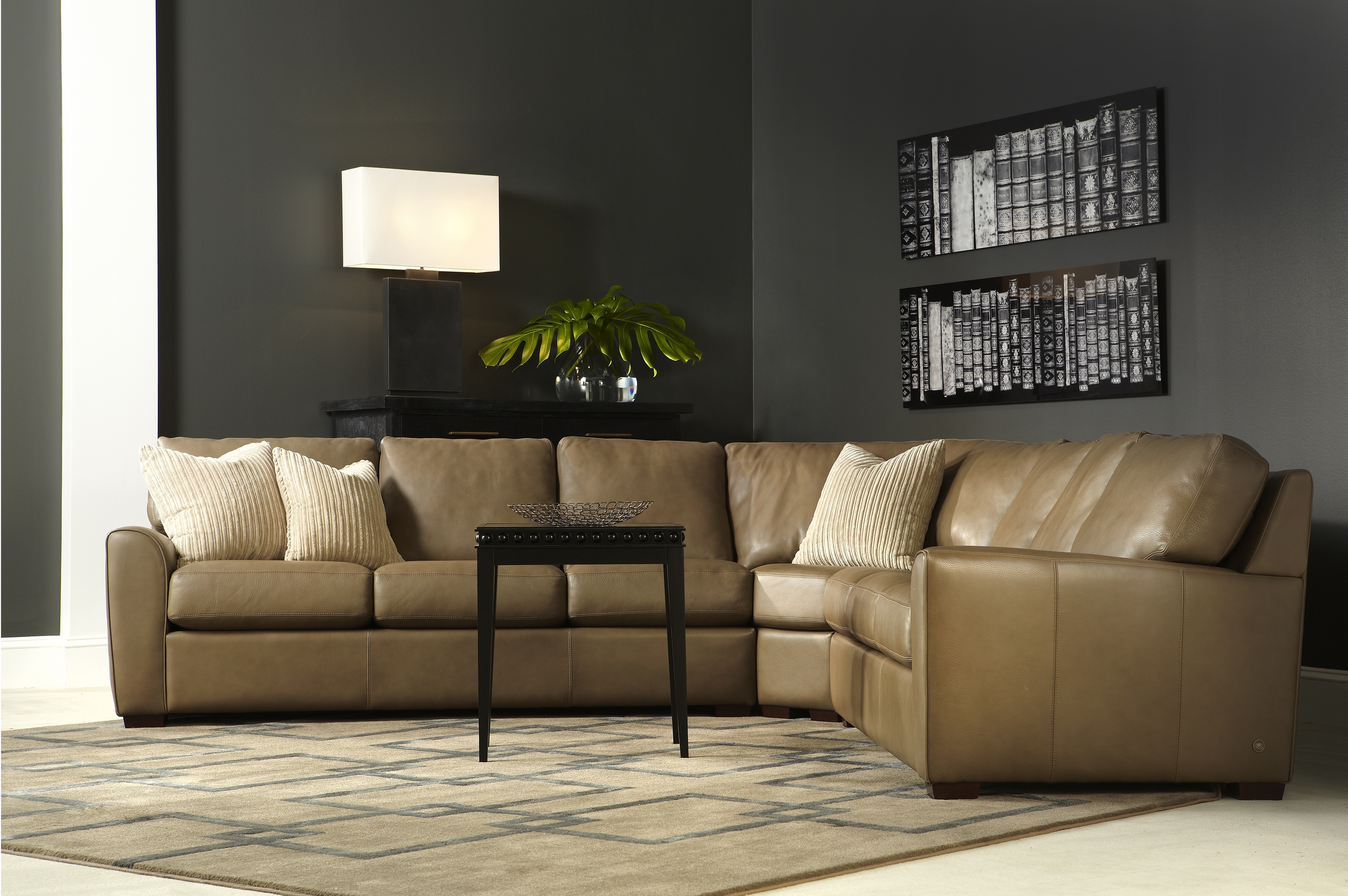 Sectional Sofas Elegance And Style Tailored Just For Youand Pertaining To American Made Sectional Sofas (Image 10 of 15)