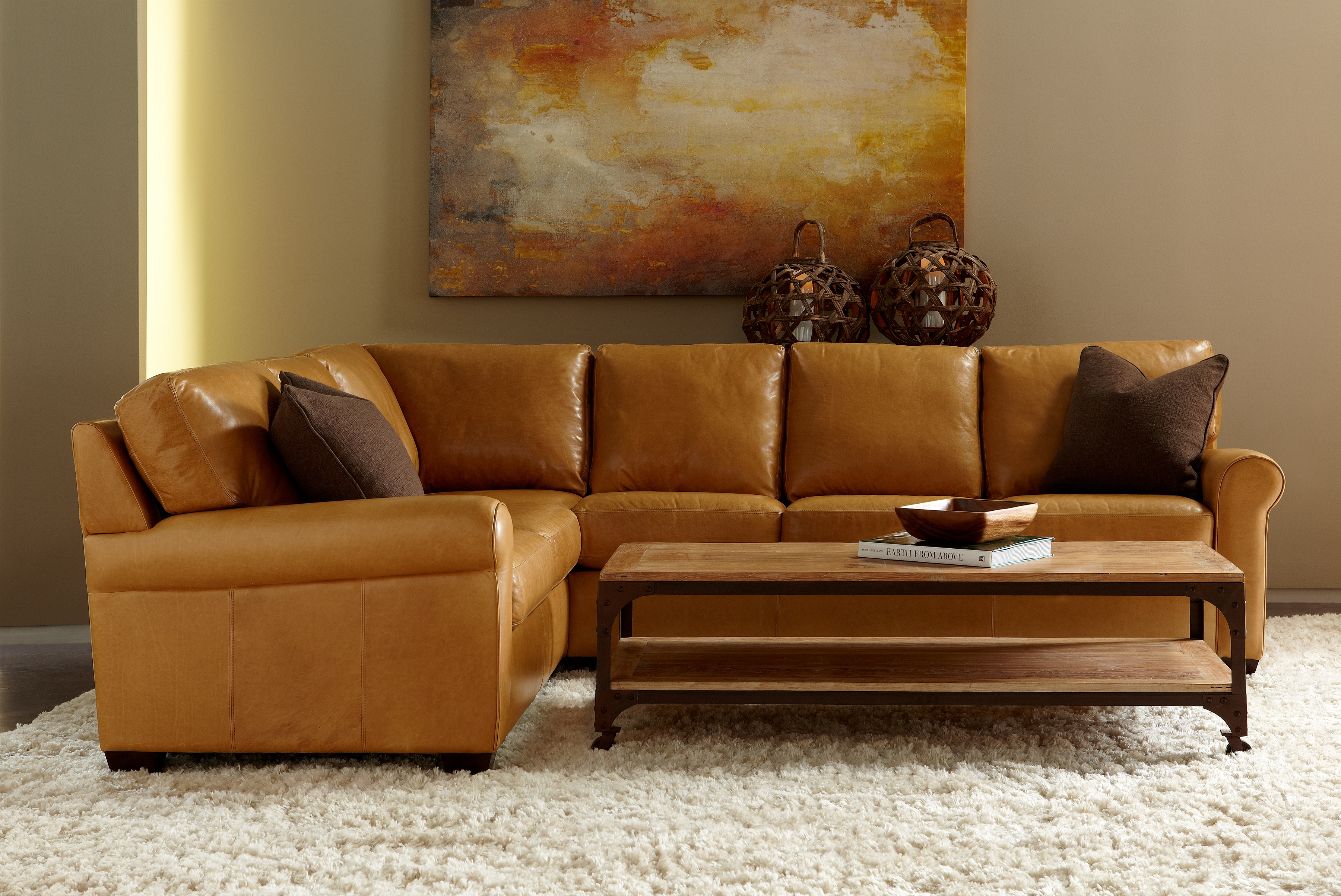 Sectional Sofas Elegance And Style Tailored Just For Youand With American Made Sectional Sofas (Image 12 of 15)