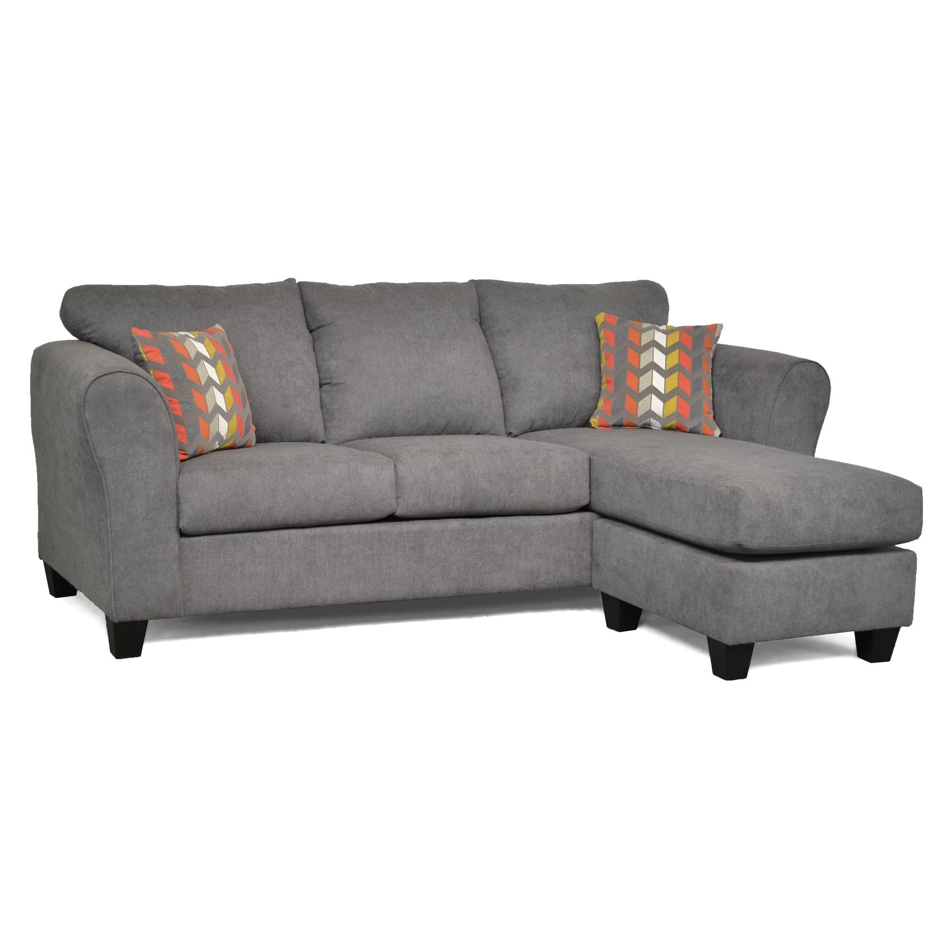 Sectional Sofas Youll Love Wayfair For Curved Sectional Sofa With Recliner (Image 10 of 15)