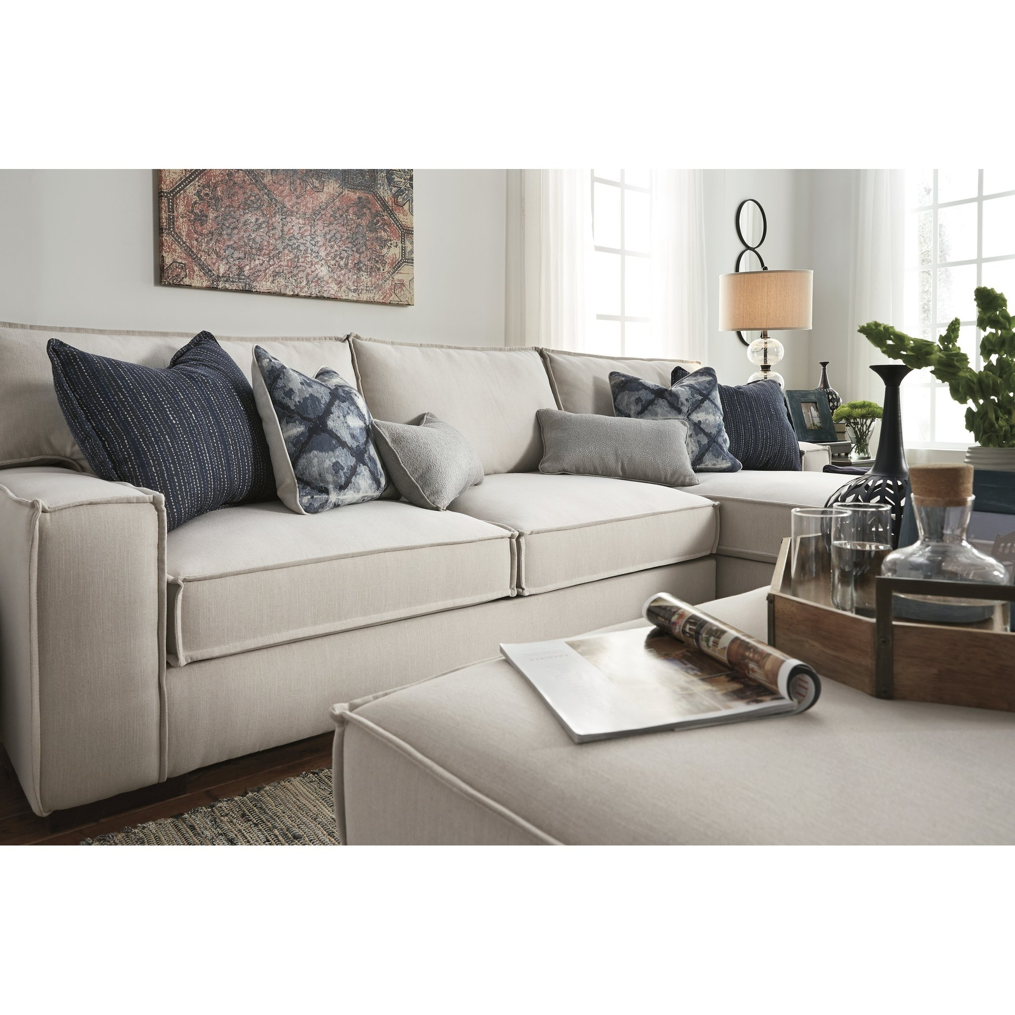 Sectionals Sectional Sofas Joss Main In Closeout Sectional Sofas (Image 10 of 15)