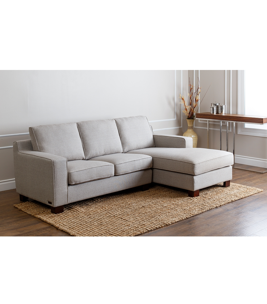 Sectionals With Abbyson Sectional Sofa (View 6 of 15)