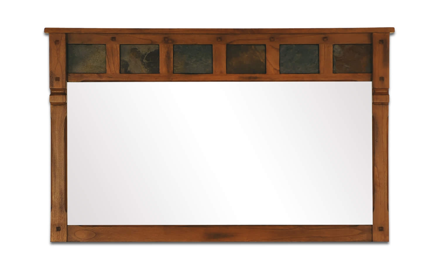 Sedona Rustic Oak Mirror Hom Furniture Furniture Stores In Inside Rustic Oak Mirror (Image 15 of 15)