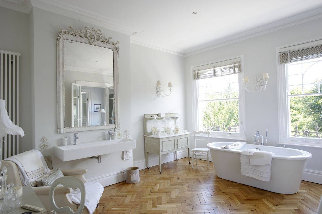 Shab Chic Bathroom Vanities Uk Creative Bathroom Decoration For Shabby Chic Bathroom Mirrors (Image 12 of 15)