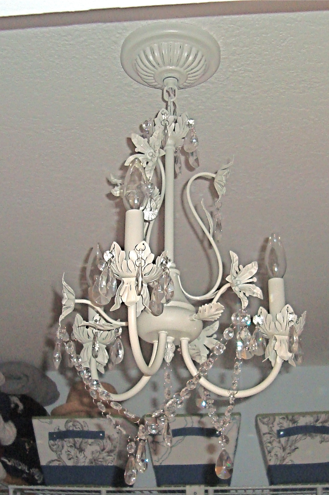 Shab Chic Chandelier Best For Your Interior Decor Home With Within Shabby Chic Chandeliers (View 5 of 15)