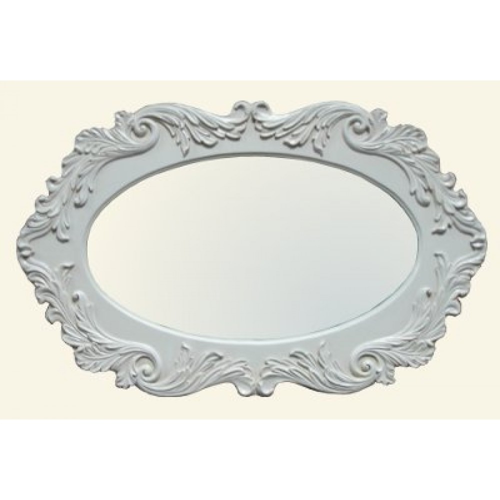 Shab Chic Mirrors For Oval Shabby Chic Mirror (Image 11 of 15)