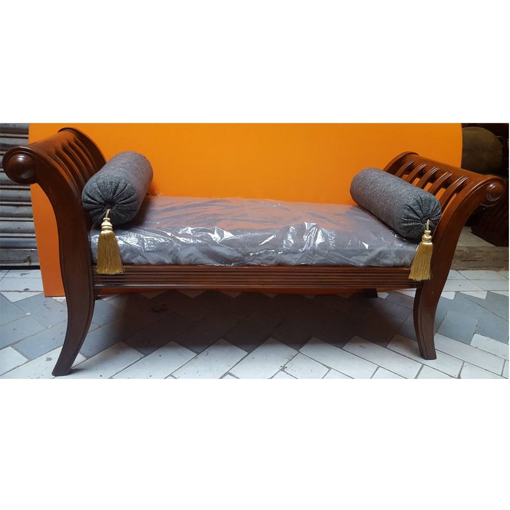Featured Image of Backless Chaise Sofa