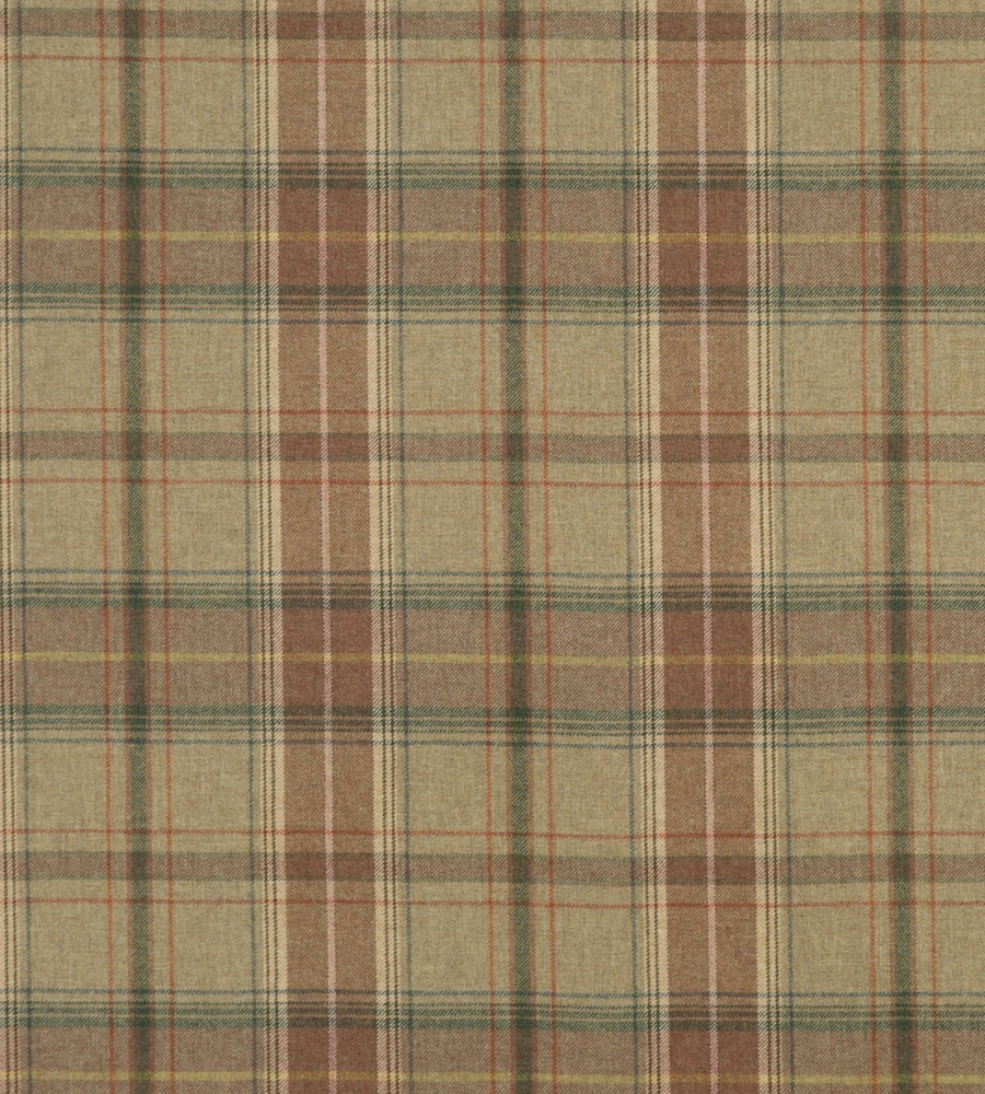 15 Inspirations Plaid Roman Blinds Curtain Ideas