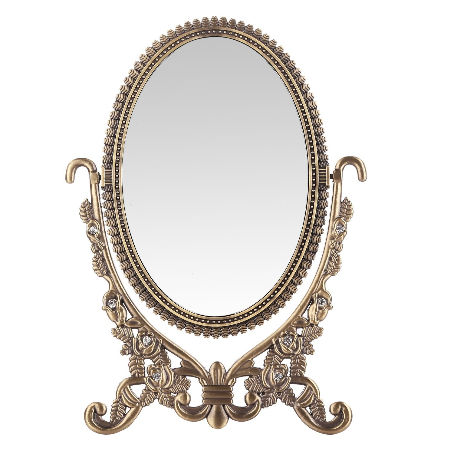 Shop Amazon Vanity Mirrors With Decorative Long Mirrors (Image 13 of 15)