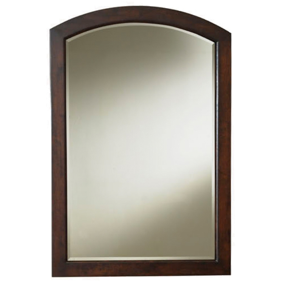 Shop Bathroom Mirrors At Lowes With Regard To Arched Mirrors Bathroom (View 4 of 15)