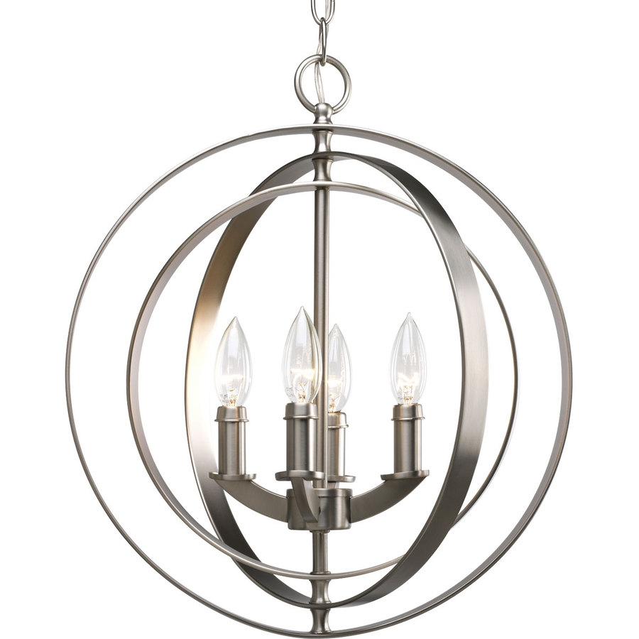 15 Collection Of Sphere Chandelier