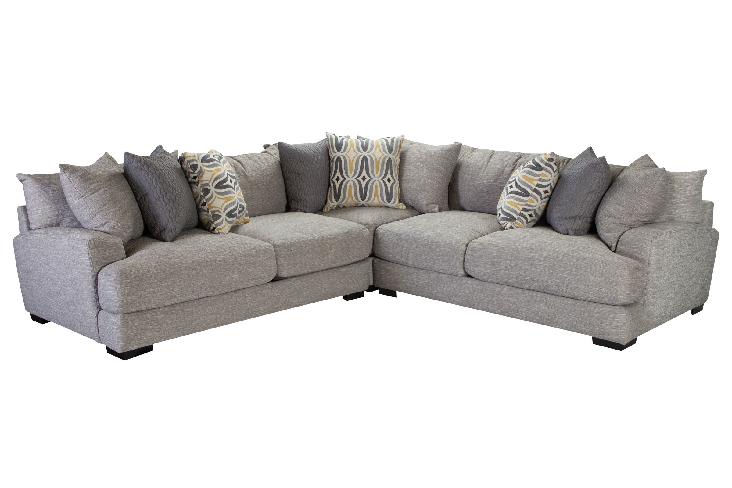 Shop Sectionals At Gardner White Furniture Pertaining To 10 Piece Sectional Sofa (View 8 of 15)