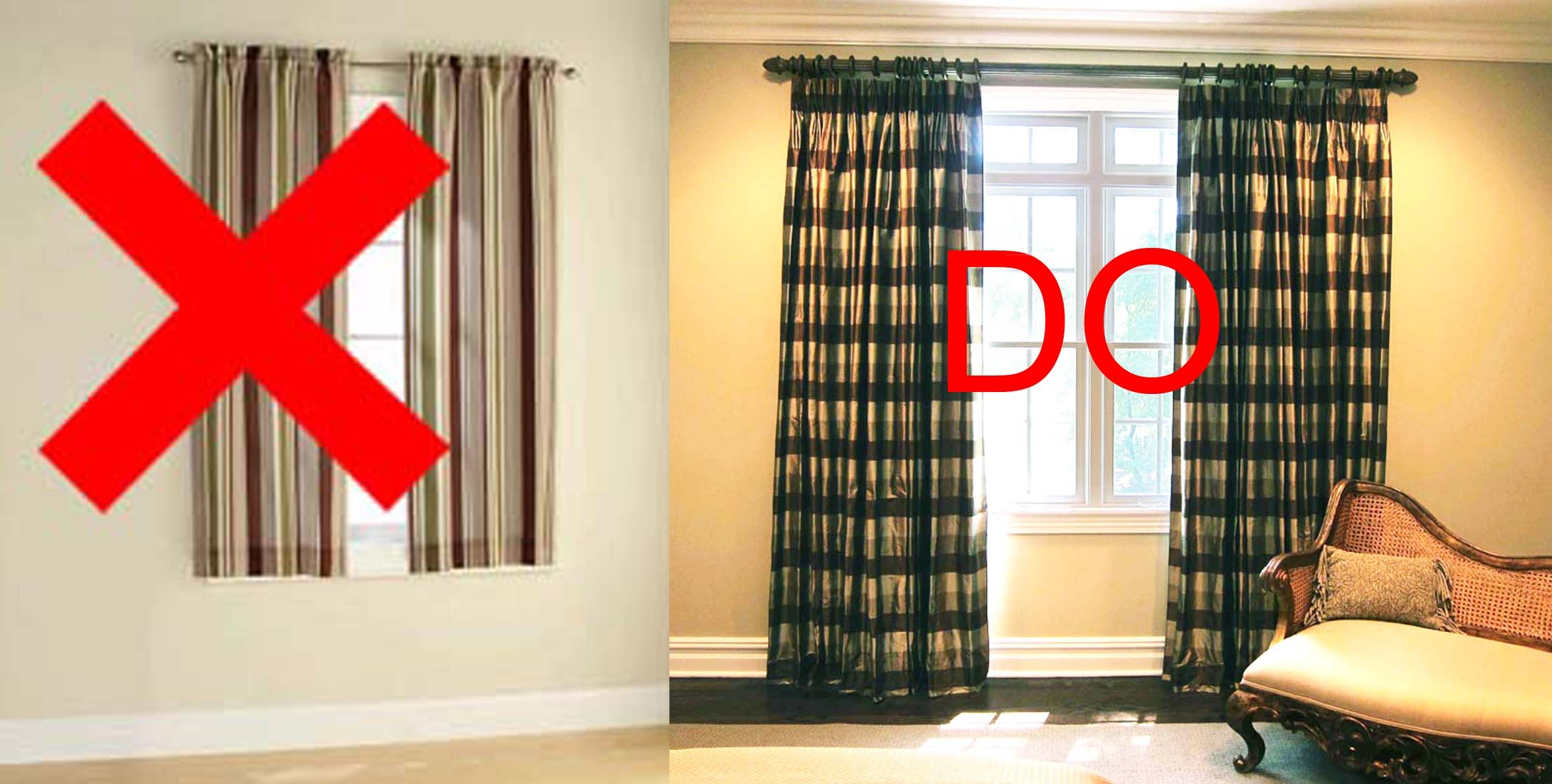 Short Drape Do Dont For The House Pinterest Window Inside Curtains For Small Bay Windows (Image 13 of 15)
