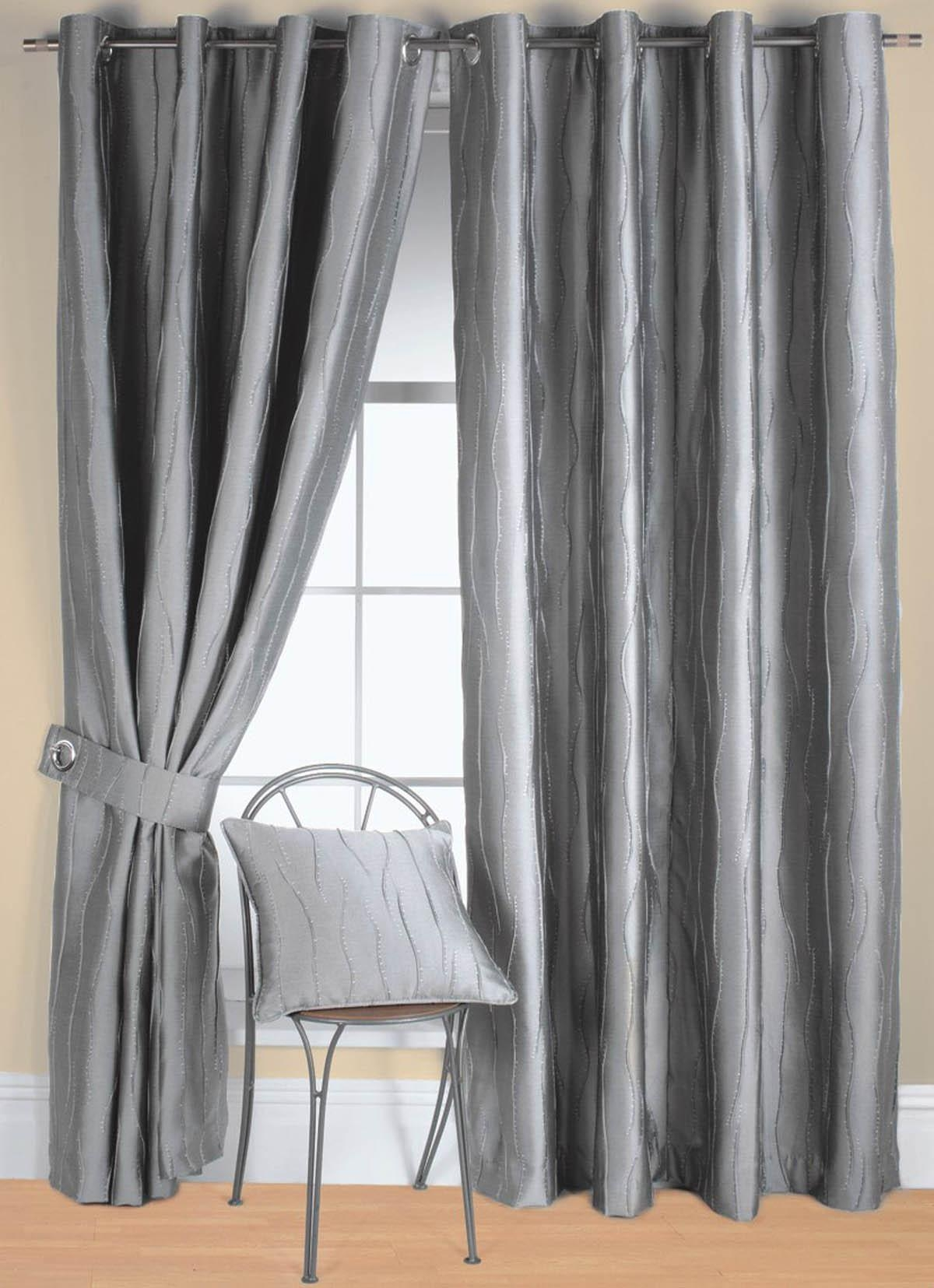 Silk Curtains Cheap Window Curtains Available Terrys Fabrics Within Silk Ready Made Curtains (Image 14 of 15)