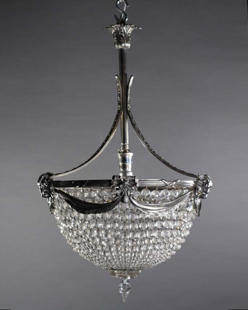 Silver Chandelier Design Of Your House Its Good Idea For Your Life Intended For Edwardian Chandeliers (Image 14 of 15)