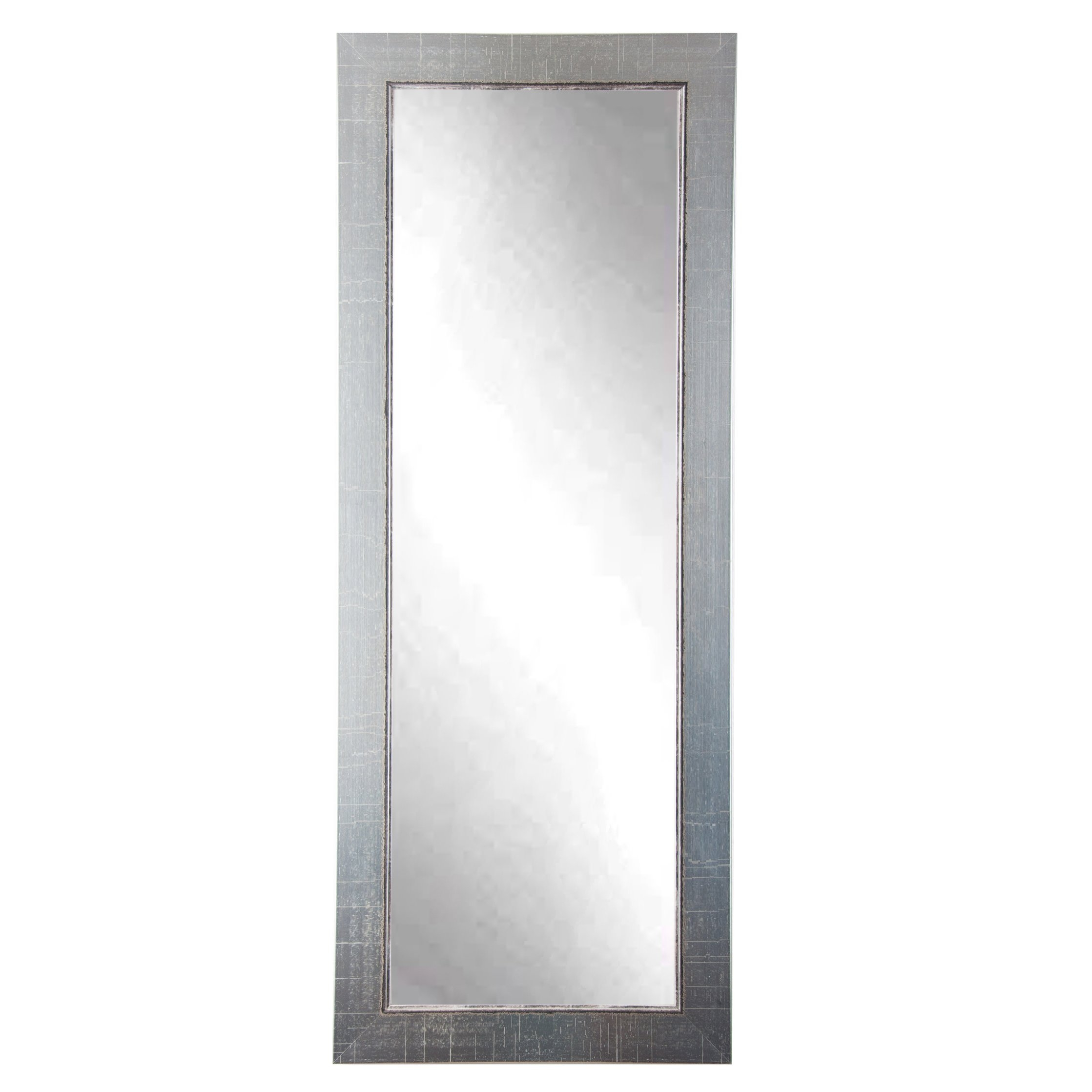 Silver Full Length Wall Mirror Decoration And Useful Decoration Pertaining To Silver Full Length Mirror (Image 12 of 15)