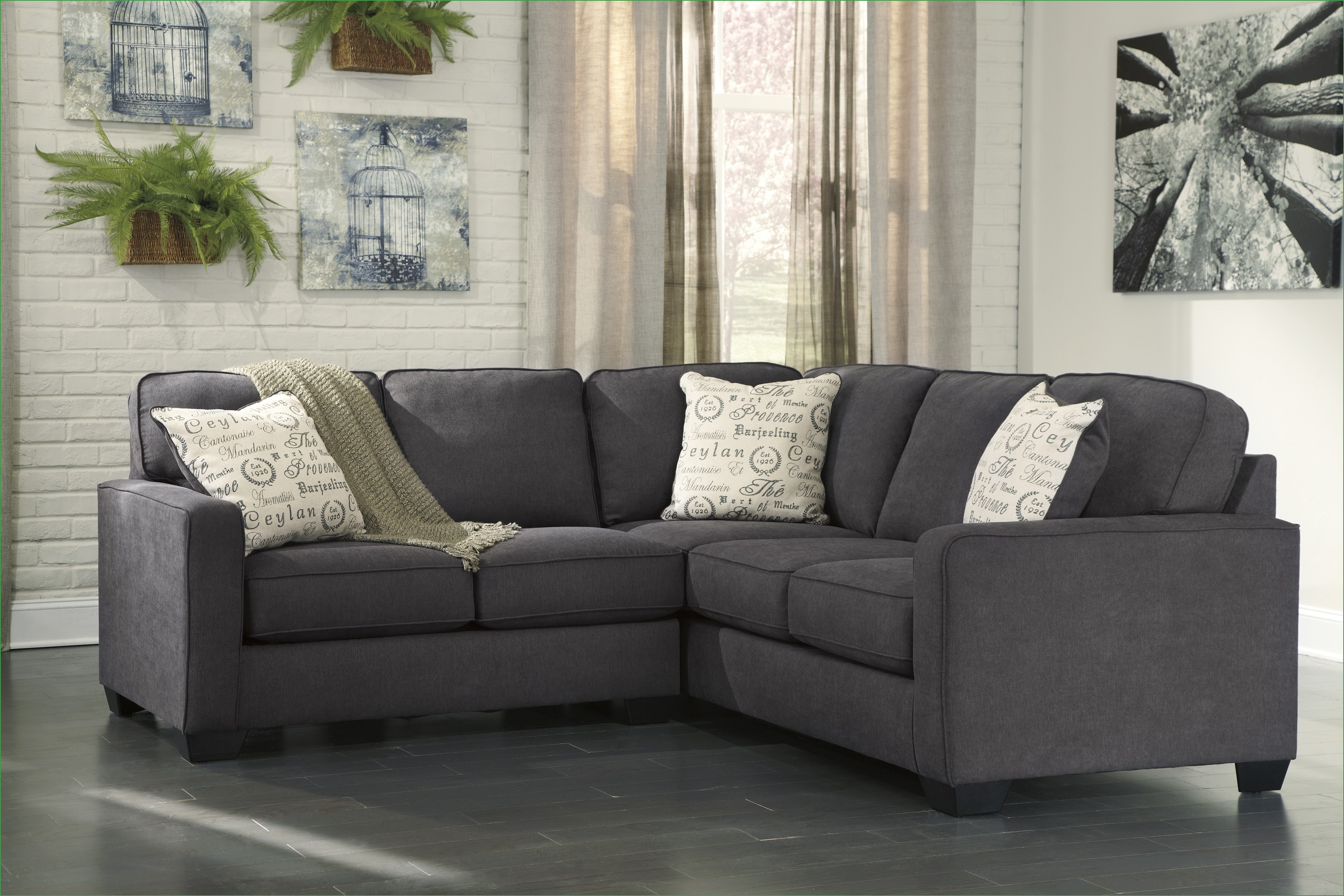 Simple Small 2 Piece Sectional Sofa 58 For Your American Made Inside American Made Sectional Sofas (Image 13 of 15)