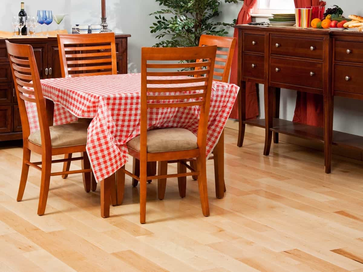 Featured Image of Simple Small Dining Table For Four