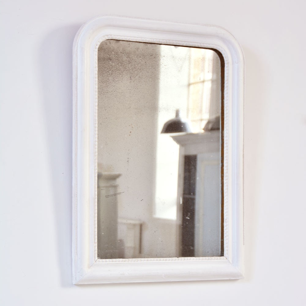 Simple Vintage French Mirror For Vintage French Mirror (Image 11 of 15)