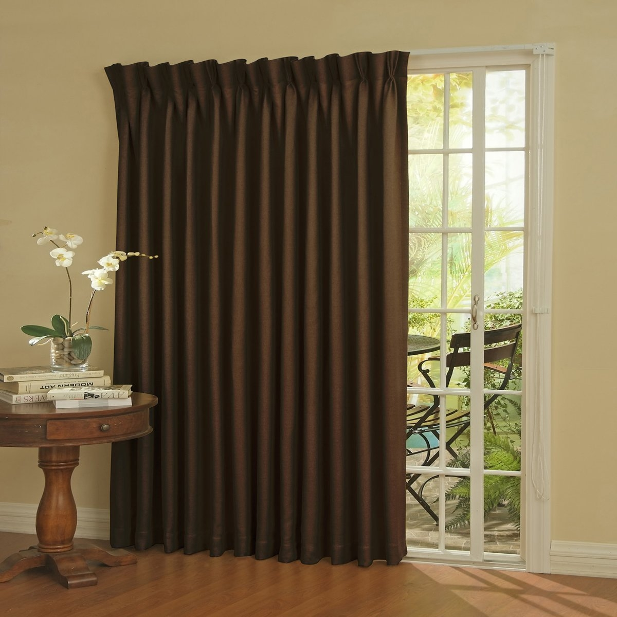 Featured Image of Single Curtains For Doors