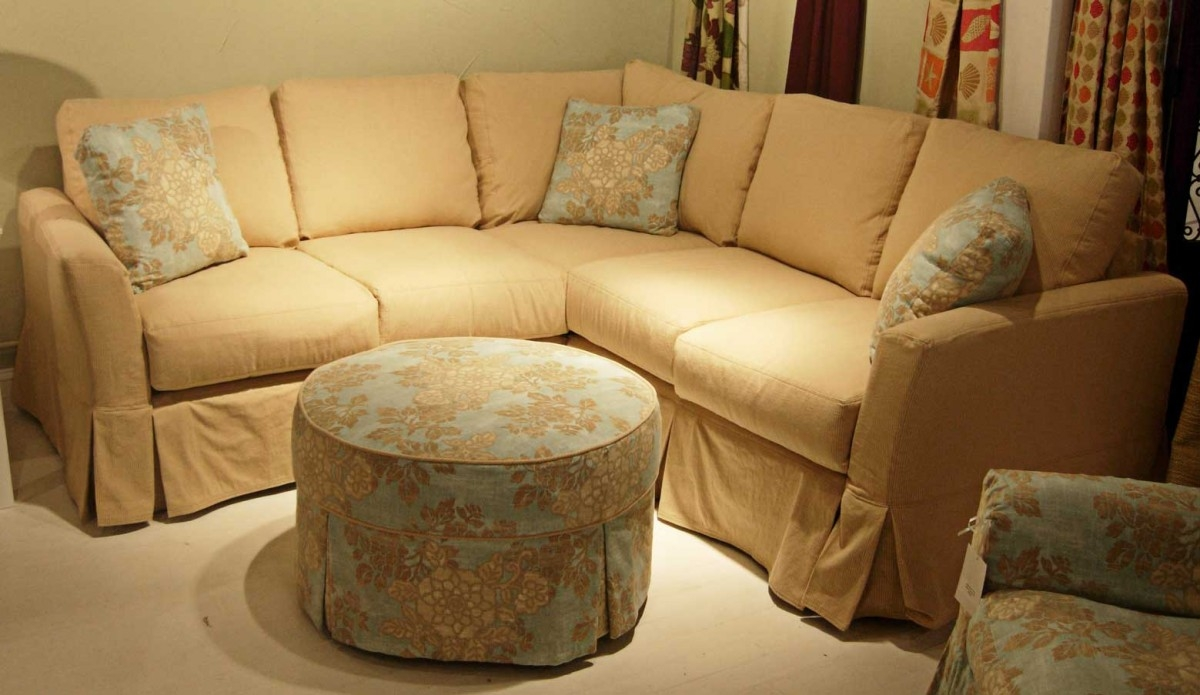 Slipcovered Sectional Sofas And Sofa U Love Custom Made In Usa For Custom Made Sectional Sofas (Image 14 of 15)