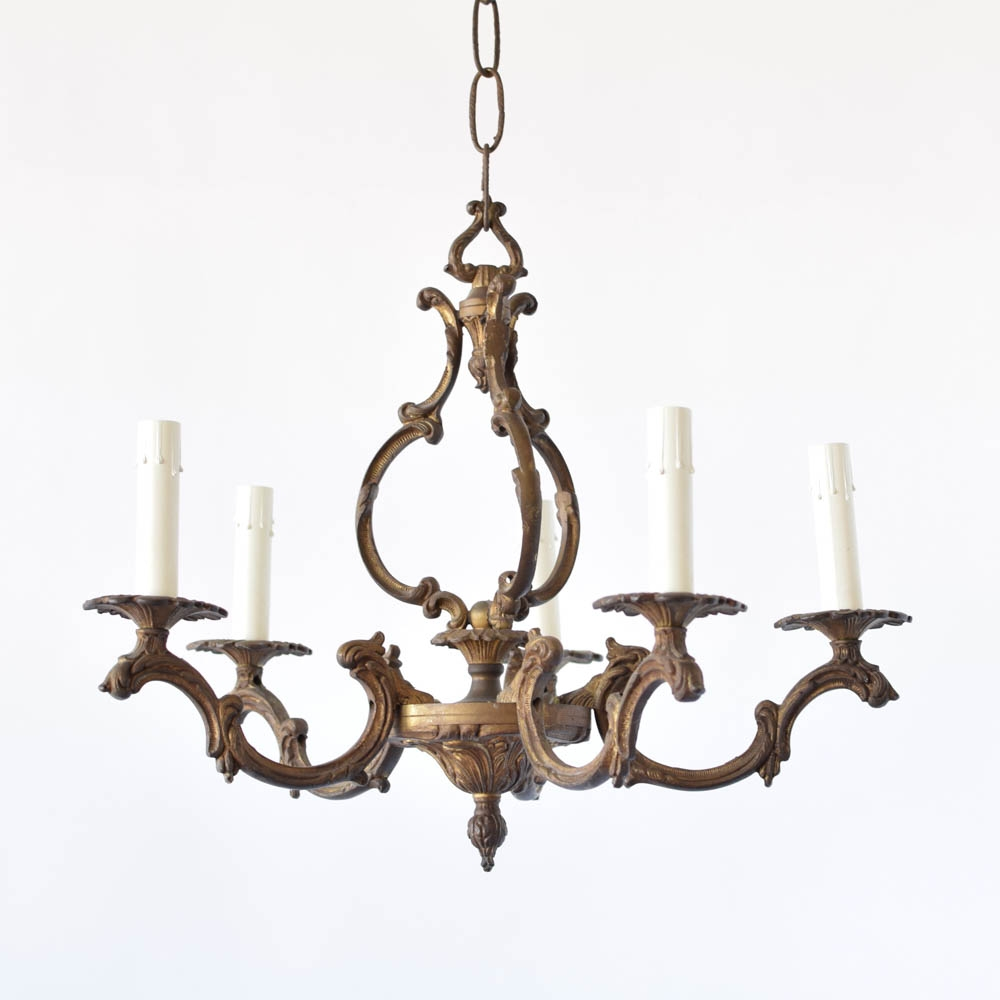 Small Bronze Chandelier The Big Chandelier Regarding Small Bronze Chandelier (View 7 of 15)