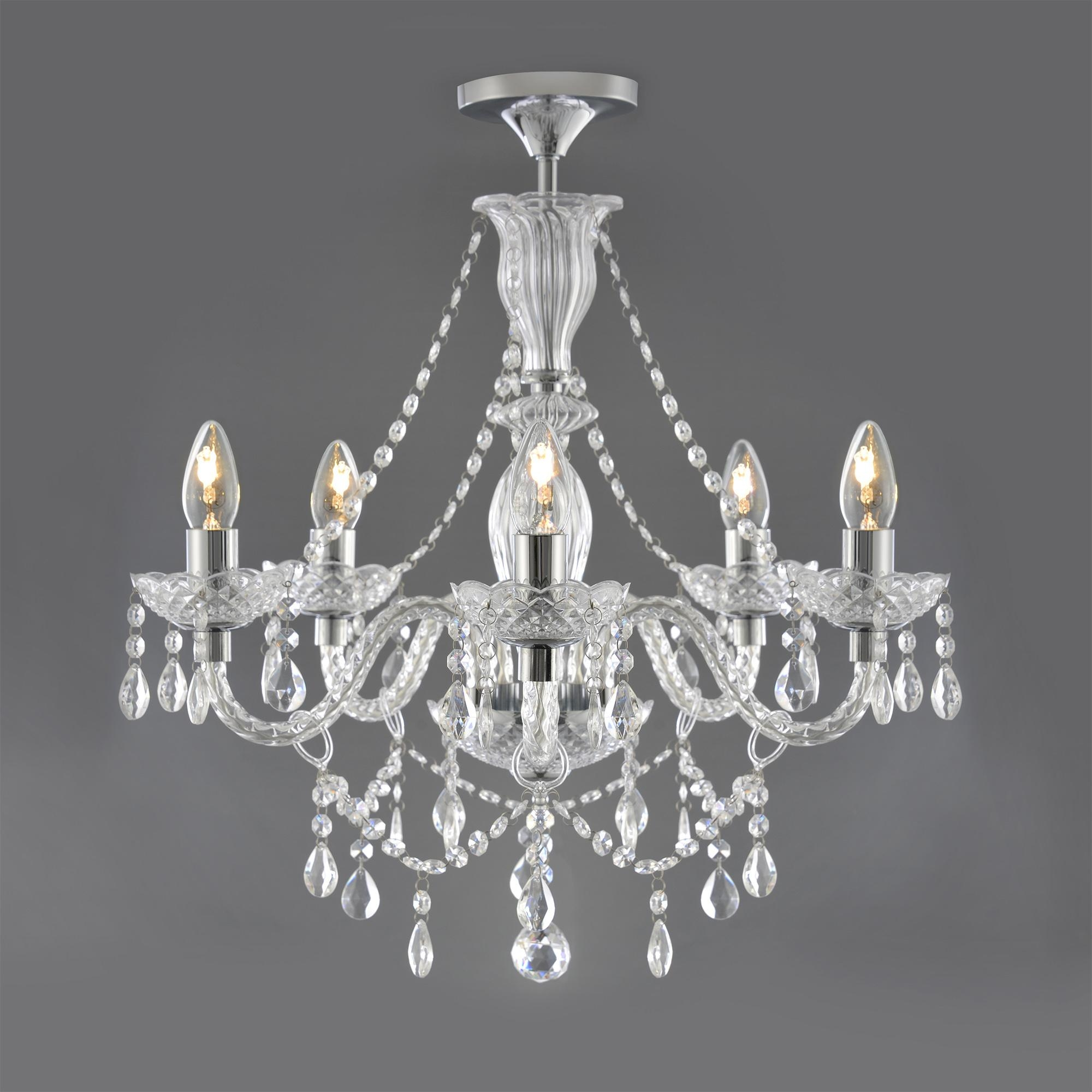 Small Chandeliers For Low Ceilings Home Decor Lighting Ideas For Small Chandeliers For Low Ceilings (Image 11 of 15)